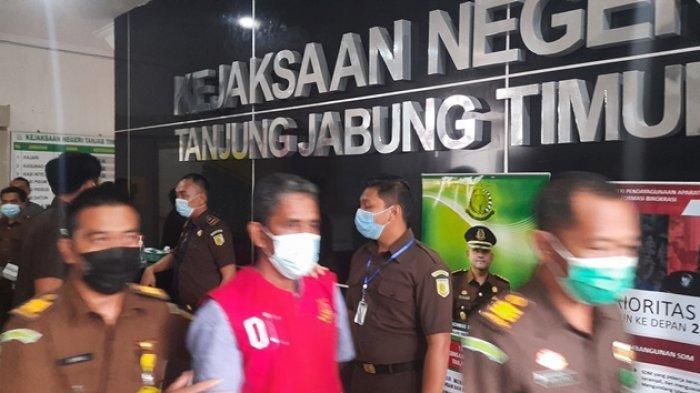 Kasus Korupsi Pjs Kades Sungai Tering Sudah Tahap Dua, Pamesange Dititip di Sel Polres Tanjab Timur