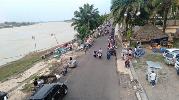 Area Tanggo Rajo Ancol Jambi akan Ditata Ulang, Direncanakan Ada Unsur Wisata dan Kuliner