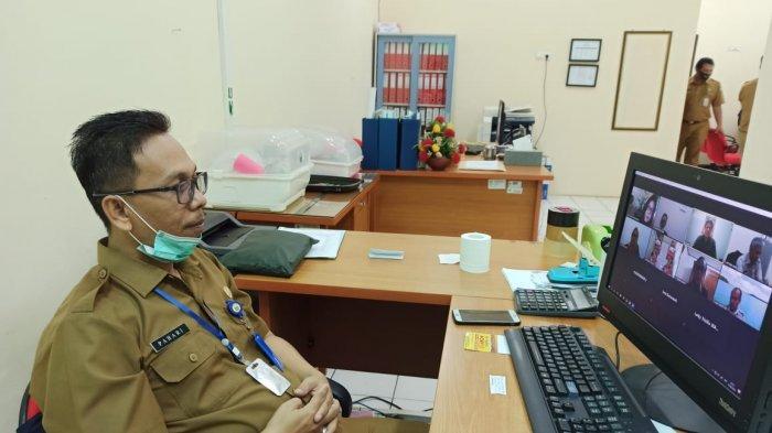 BREAKING NEWS Proses Lelang Jabatan Sekda Provinsi Jambi Dilanjutkan, 4 Calon Ikuti Assessment