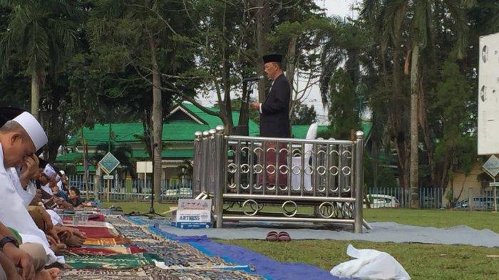 Silaturahmi, Toleransi, Saling Memaafkan dan Optimisme, Pesan Idul Fitri dari M Fauzi