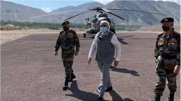 Seorang Tentara China Ditangkap Pasukan India di Perbatasan Ladakh, Begini Nasibnya!