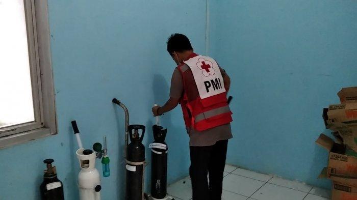 RSUD Nurdin Hamzah Tanjabtim Kembali Mendapat Tambahan Oksigen