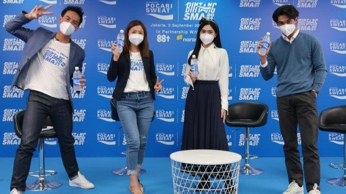 Bintang SMA 2021 Resmi Diigelar, Pocari Sweat Dukung Mimpi Generasi Muda Indonesia