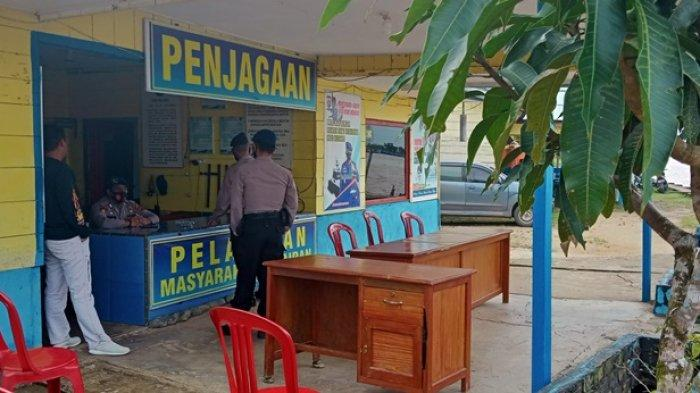 BREAKING NEWS Anggota Pol Air Polres Tanjab Timur Gagalkan Penyelundupan Baby Lobster