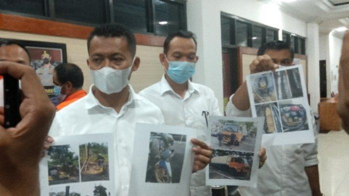 612 Sumur Minyak Ilegal di Jambi Ditutup Polisi dan 95 Tersangka Diamankan, 14 Diantaranya Pemodal