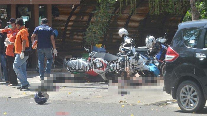 Terduga Bom Bunuh Diri ini Meledak Bersama Mobilnya, Begini Kronologis Terjadinya Bom Surabaya