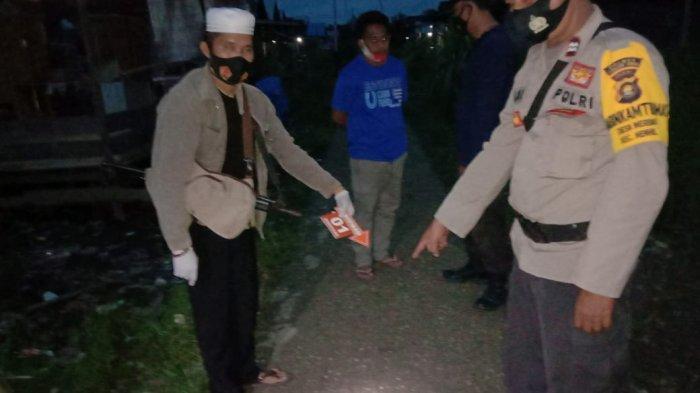 BREAKING NEWS Duel Berujung Maut, Warga Merbau, Kabupaten Tanjung Jabung Timur Tewas Ditusuk