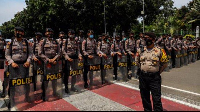 3.000 Personel TNI-Polri Dikerahkan Kawal Aksi Jokowi End Game