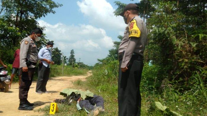 Korban Pembunuhan di Bagan Pete Ternyata Pengusaha Koperasi, Parang dan Magazine Ditemukan Terpisah