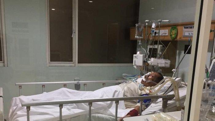 VIRAL Kabar Polo Pelawak Srimulat Terbaring di ICU, Fotonya Beredar di Media Sosial, Ini Kata Tarzan