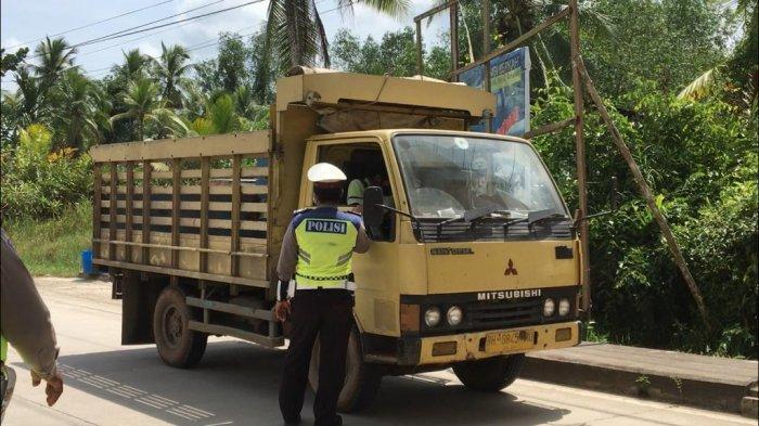 Pengendara Banyak Berputar Arah,Polres Tanjabbar Mulai Masif Lakukan Operasi Yustisi