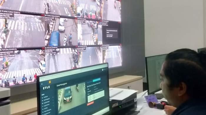 Pelaksanaan Tilang Elektronik di Jambi, Polisi Kirim 100 Surat Konfirmasi Tilang ke Rumah Pelanggar