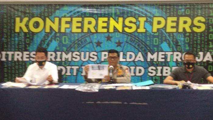 Polri Ungkap Admin Medsos STM se-Jabodetabek Serukan Kerusuhan di Demo Hari Ini
