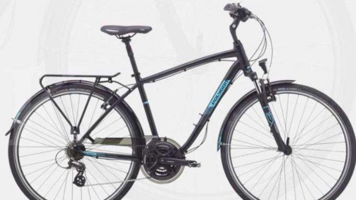Sepeda Polygon Deluxe Sierra Bisa Dipakai Cewek dan Cowok Bermacam Trek Bisa Dilewati, Ini Harganya