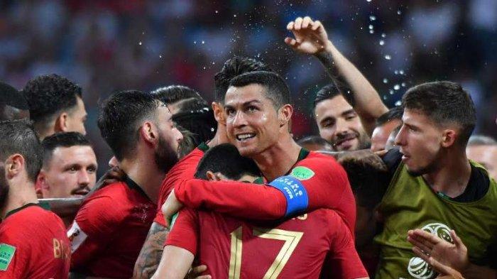 Timnas Portugal di EURO 2020 Bertabur Bintang, Cristiano Ronaldo Jadi Kapten, Ini Daftar Skuadnya