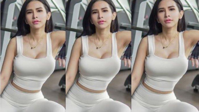 Pose Maria Vania di 4 Olahraga Ini Disorot, Tubuhnya Terawat Saat Pakai Baju Ketat Terbuka