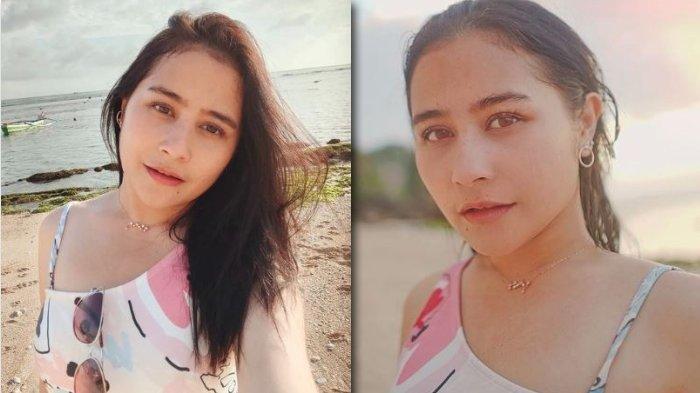 Pose Prilly Latuconsina Pakai Bikini di Pantai Disebut Mirip Suzzana Oleh Warganet: Serem Kok Mbak