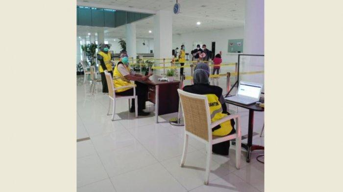 Travel Jambi - Tiba di Bandara Sultan Thaha Jambi, Traveler Harus Punya e-HAC, Apakah Itu?