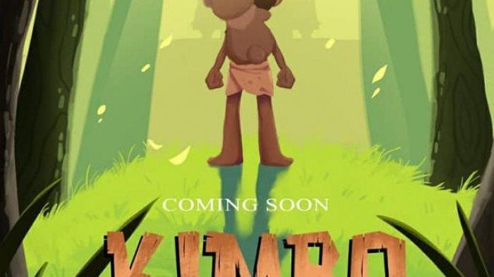 Ini Dia, Kimbo the Jungle Boy Film animasi Orang Rimba yang Diproduksi Siswa SMK Raden Umar Said