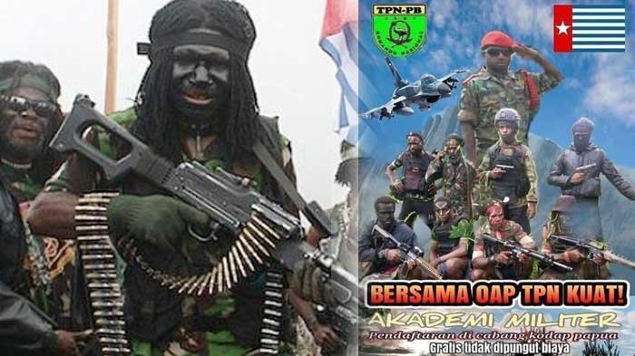 KKB OPM Buka Rekrutmen Tentara Baru, Posternya Jadi Tertawaan Netizen Gegara Gambar Jet Tempur Ini