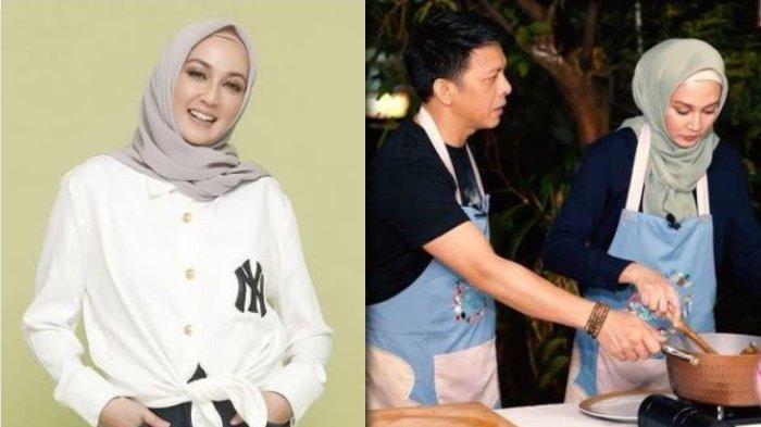Postingan Dina Lorenza Usai Heboh Dijodohkan dengan Ariel NOAH Disorot: Cie Bang Boril Selamat