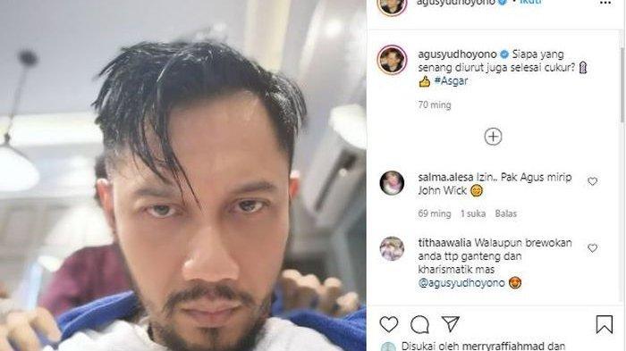 Gaya Rambut Baru AHY saat Ramadhan jadi Sorotan, Apa yang Terjadi dengan Putra Sulung SBY?