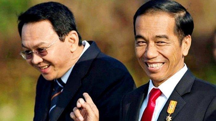 Ahok Jadi Sorotan, Benarkah Bakal Gantikan Jokowi Jadi Presiden 2024?