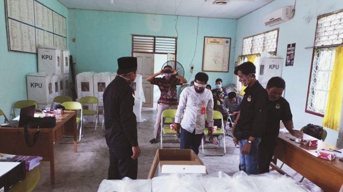 Rekap Pleno PPK Maro Sebo Ilir Selesai, Fadhil-Bakhtiar Suara Terbanyak Capai 5.715