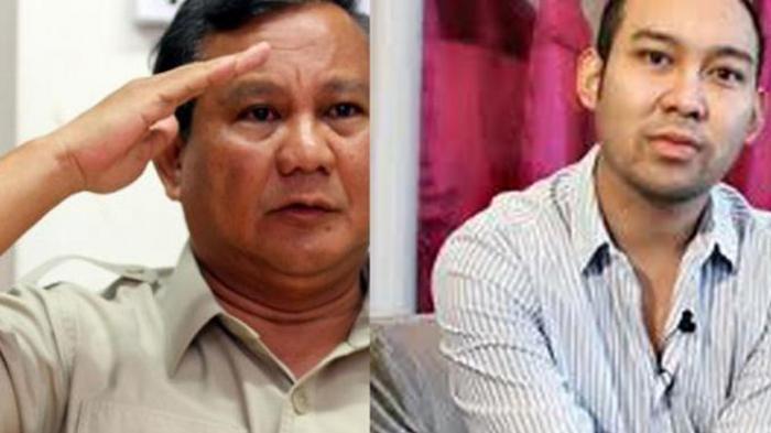 SOSOK Didit Hediprasetyo, Anak Prabowo Temani Ayah Dilantik jadi Menhan: Bukan Orang Sembarangan
