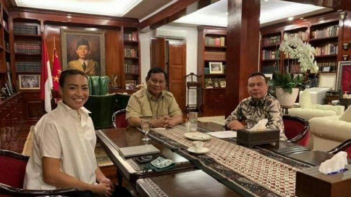 Prabowo Restui Keponakannya Maju di Pilkada Berpasangan Dengan Sekda Tangsel
