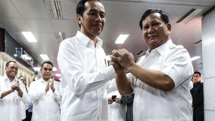 Ketika Prabowo Subianto Terjebak Macet Saat Demo Penolakan UU Cipta Kerja, Begini Cerita Lengkapnya