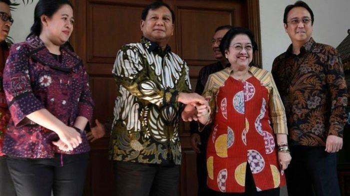 Pertemuan Prabowo dan Megawati Jadi Sorotan, Ini yang Dibicarakan di Kantor Kemenhan
