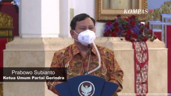 Prabowo : Sains dan Teknologi Penting Untuk Pertahanan Negara