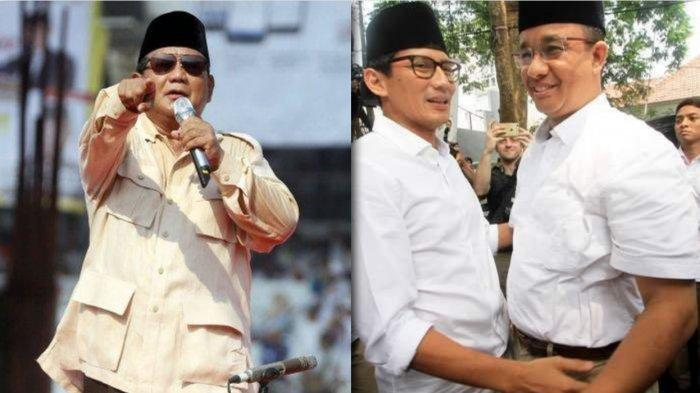 Sandiaga Uno Buka-bukaan Pernah Yakinkan Prabowo dan 'Ngalah' Sama Anies Untuk Jadi Calon Gubernur