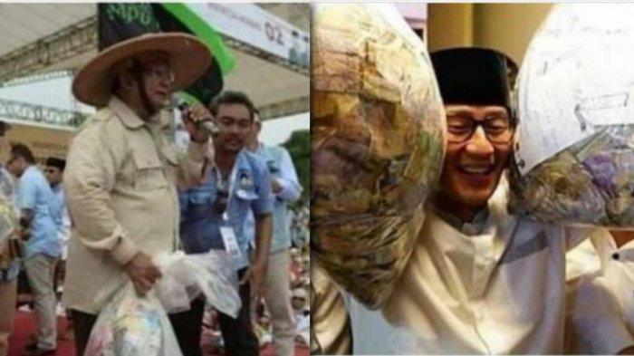 Uang Donasi Pilpres Prabowo dan Sandiaga Uno Disindir, Begini Reaksi Rocky Gerung dan Refly Harun