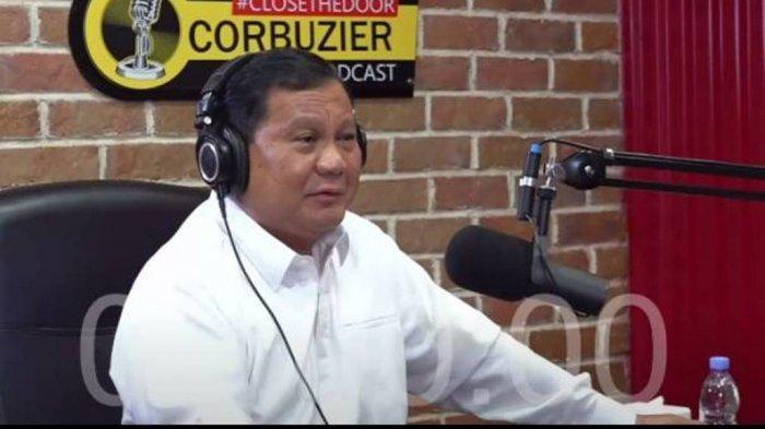 TERUNGKAP Penyebab Prabowo Subianto Jarang Bicara di Media saat Menjabat Menteri Pertahanan