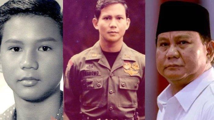 Sosok Pria Yang Berani Menampar Prabowo Subianto Sebelum Menjadi Calon Presiden, Asal Palu