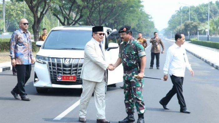 Sensasi Prabowo Subianto Usai Dilantik Jadi Menhan di Kabinet Jokowi, Paling Heboh Tak Ambil Gajinya