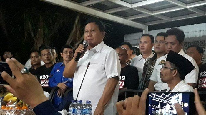 Prabowo Umumkan Penggalangan Donasi, Habiburokhman Bantah Gerindra Kehabisan Modal