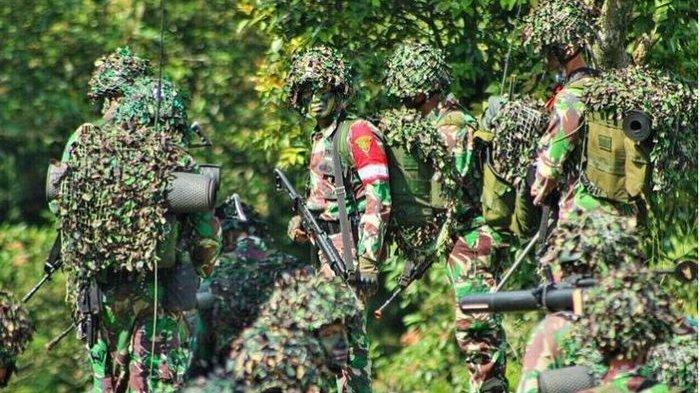 2 Anggota TNI Tewas Diserang 20 Orang di Papua, Senjatanya Dibawa Kabur, KKB Papua?