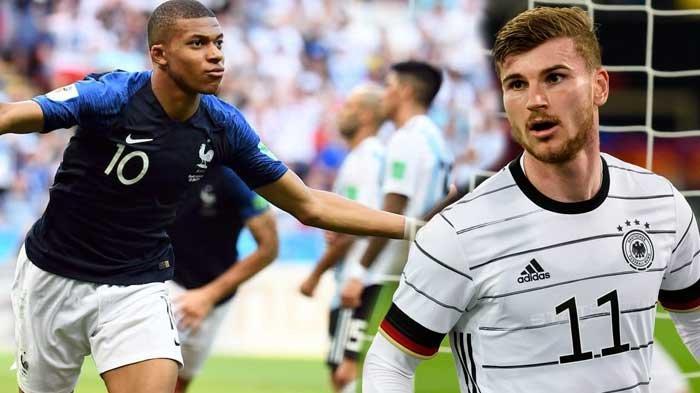 Hasil EURO 2020 Grup F Tadi Malam, Prancis vs Jerman, Skor Akhir hingga Dua Gol Dianulir Wasit