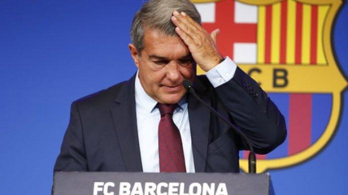 Hubungan dengan Lionel Messi Memburuk, Joan Laporta: karena Barcelona di Atas Segalanya