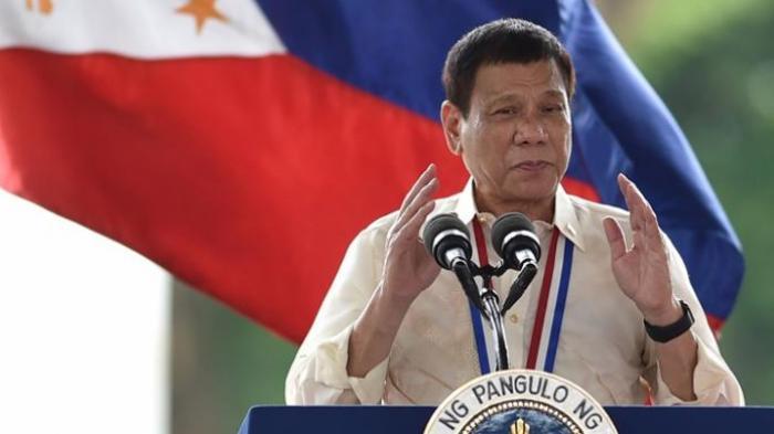 Kelakuan Presiden Filipina, Rodrigo Duterte Hanya Mau Disuntik Vaksinasi Covid-19 di Pantat