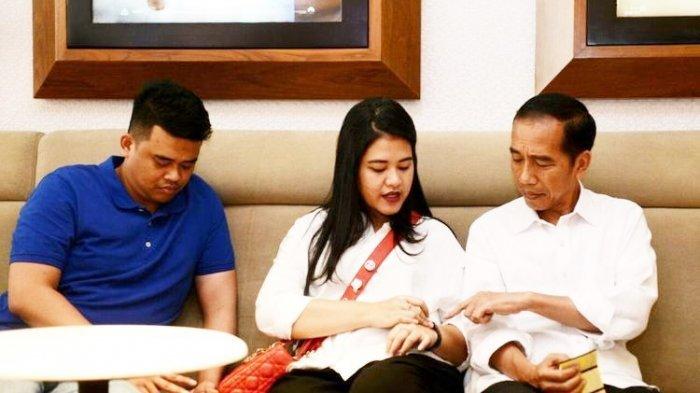 Ini Sumber Kekayaan Bobby Nasution Menantu Jokowi, Maju Pilkada 2020, Miliki Penghasilan Fantastis
