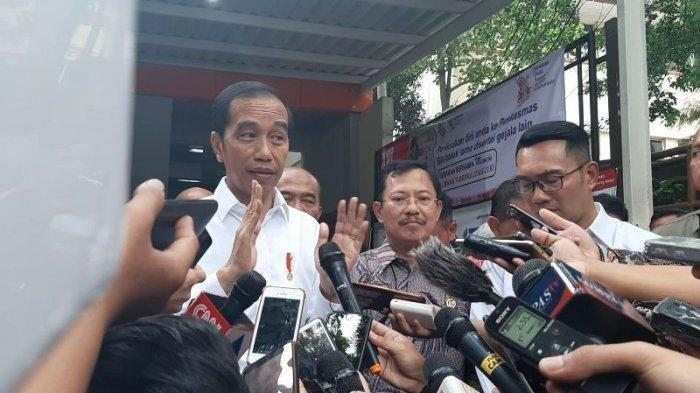Ungkap Pertemuan Terakhir dengan Gus Sholah, Presiden Jokowi Beberkan Hal yang Dibicarakan