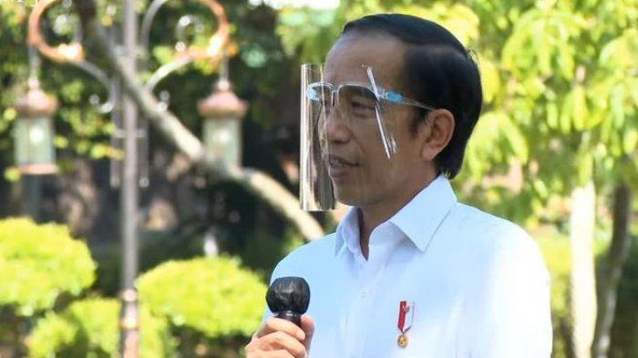 Presiden Jokowi Buka Suara Unjuk Rasa Menolak UU Cipta Kerja Karena Disinformasi dan Hoaks