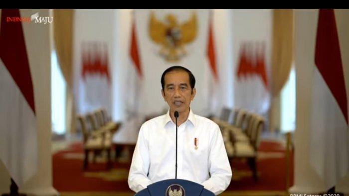 Jokowi Tegur Keras Semua Menterinya, Komunikasi Yang Buruk Terkait UU Cipta Kerja Jadi Penyebabnya