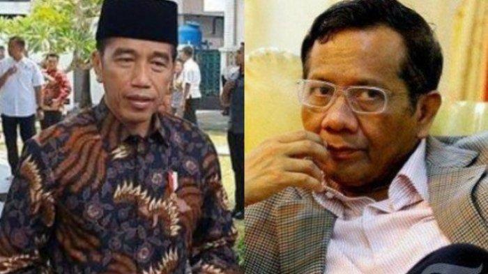 Apa yang Sebenarnya Terjadi saat Presiden Jokowi Undang Mahfud MD Dkk Datang ke Istana Mendadak?