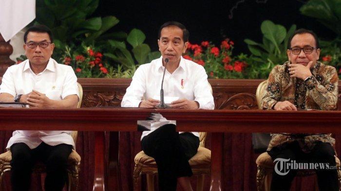 Presiden Jokowi Tak Takut Ambil Risiko, Walau UU Cipta Kerja Timbulkan Perdebatan