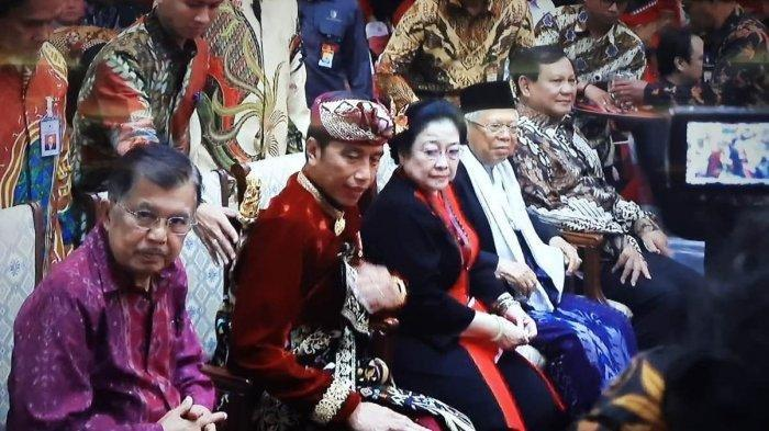 Di Kongres V PDIP, Terungkap Panggilan Akrab Jokowi ke Megawati dan Prabowo, Ruang Acara Jadi Riuh